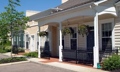 Building, Orleans, 1