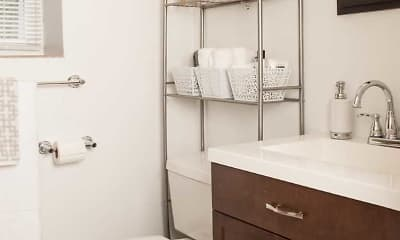 Bathroom, Prospect Ridge, 2