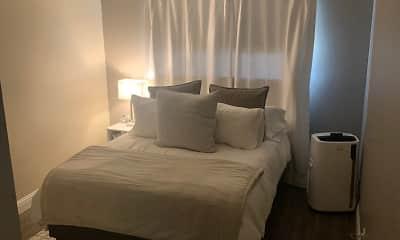 Bedroom, Redwood Creek, 2