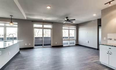 Living Room, The Prescott, 1