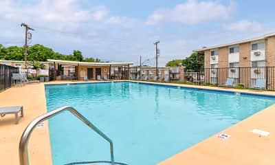Pool, The Ellington, 1