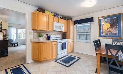 Kitchen, Bay Village Townhomes, 1