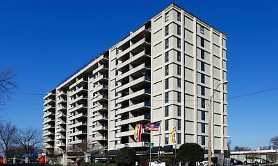 Building, Iris Apartments, 0