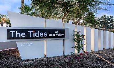 Community Signage, Tides at Deer Valley, 2