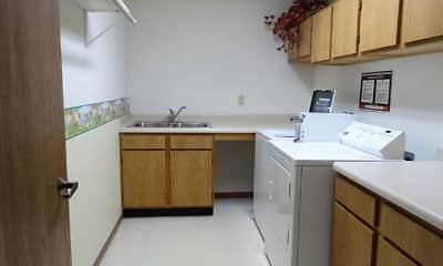 Kitchen, Wesparke Village1 Apartments , Senior Housing, 2