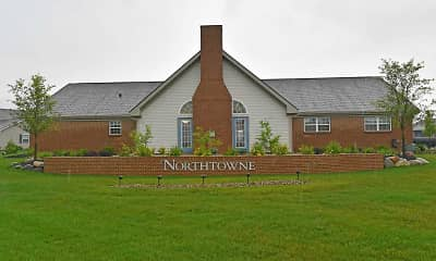 Building, Northtowne Apartments, 0
