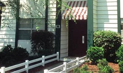 Building, Parish Place, 1