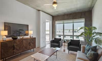 Living Room, Millstream at Cascades, 2