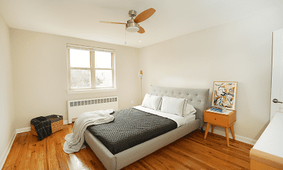 Bedroom, Summit Court, 1