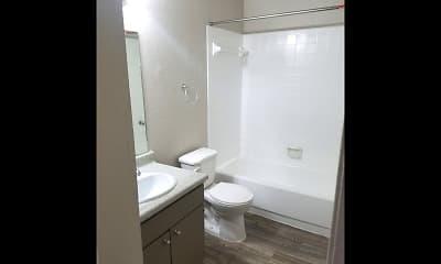 Bathroom, French Quarters Apartments, 0