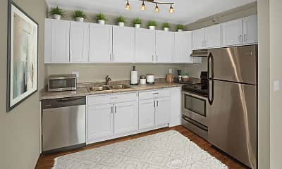 Kitchen, Grand Pre East Apartments, 1