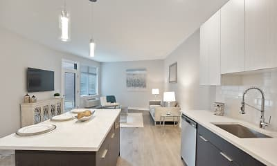 Kitchen, 202 Park, 2