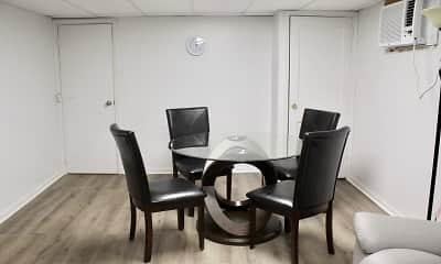Dining Room, Magnolia Park Apartments, 0