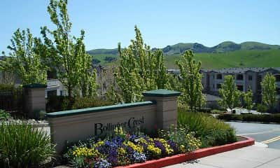 View, Bollinger Crest Apartments, 2