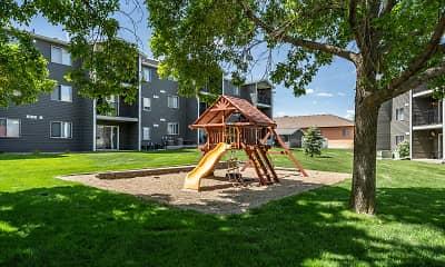 Playground, Prairie Winds Apartments, 0