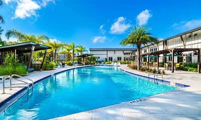 Pool, Cortland Reunion, 0