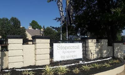 Community Signage, Stonebrook Gated Community, 0