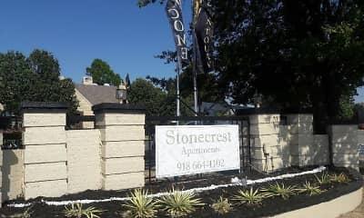 Community Signage, Stonebrook Gated Community, 0
