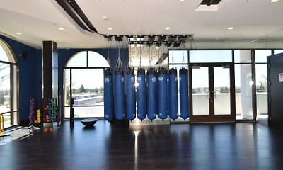 Fitness Weight Room, Casa Mira View, 2
