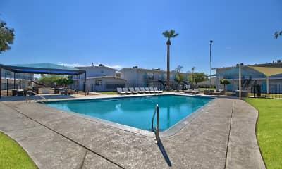 Pool, 801 Turney, 1