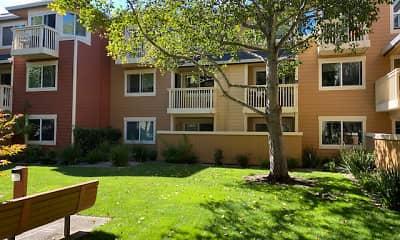 Building, Pacific Oaks Senior Apartments, 2