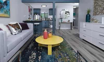 Dining Room, Fusion, 1