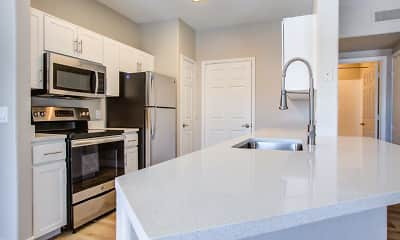 Kitchen, Solis at Towne Center, 0