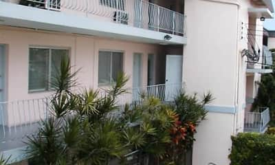Building, Palm Plaza Apts, 0