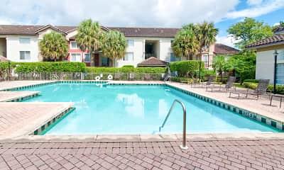 Pool, Glen at Cypress Creek, 0