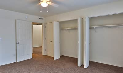 Bedroom, City Heights at Medical Center, 2