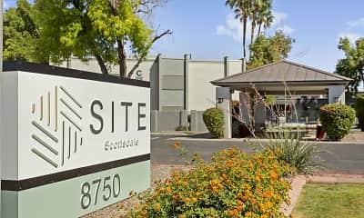 Community Signage, SITE Scottsdale, 0