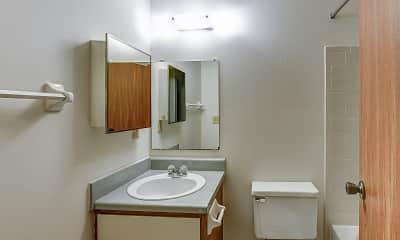 Bathroom, Arbors Of Marysville, 2