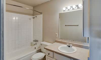 Bathroom, The Knolls at Sweetgrass, 2