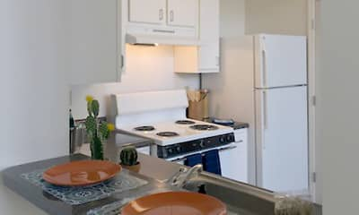 Kitchen, Jefferson School - 62+ Community, 0