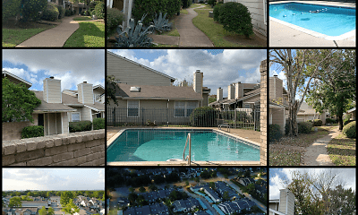 Pool, The Townhomes on Peacock Hill, 2