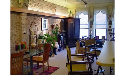 Dining Room, 900 Penn Apartments, 0