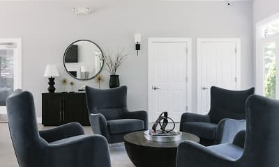 Living Room, The Enclave at Mansfield, 1