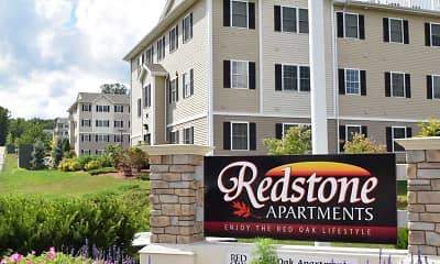 Community Signage, Redstone Apartments and Single Family Homes, 2