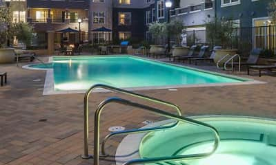 Pool, Avalon San Bruno, 0
