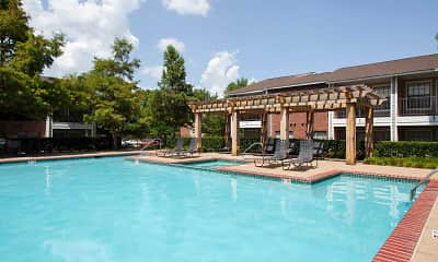 Pool, Southwood Village Apartments, 0