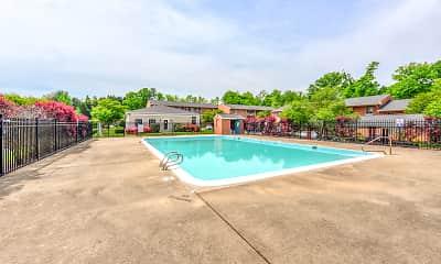 Pool, Riverwoods of Fredericksburg, 1