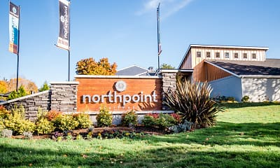 Community Signage, Northpoint Apartments, 0