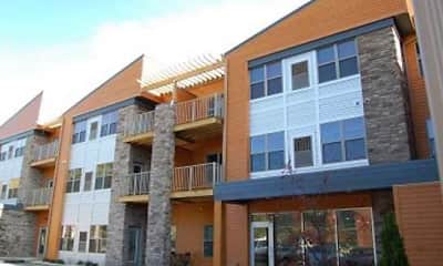 Building, Eagle Harbor Apartments, 0