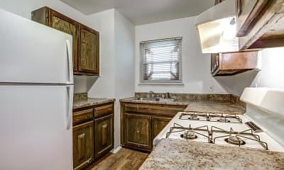 Kitchen, Legacy @ 49 Apartments, 1