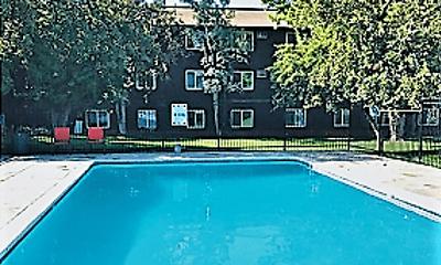 Pool, Cherry Ridge Apartments, 0