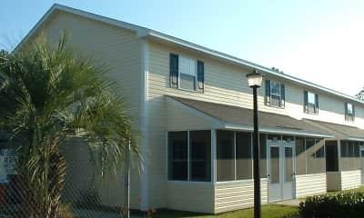 Building, Bridgecreek Townhomes, 1
