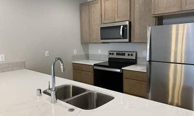 Kitchen, Maplewood Villas, 1