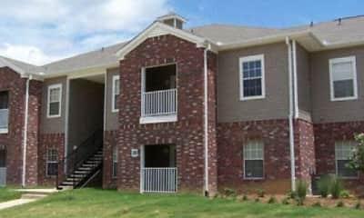 Building, Cameron Park Apartments, 0