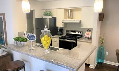 Kitchen, Blairstone Apartment Homes, 0