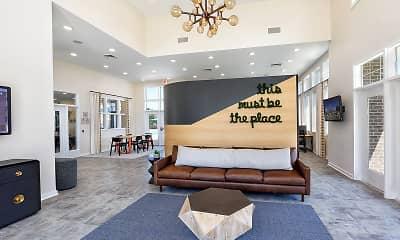 Living Room, Belmont Hills, 1